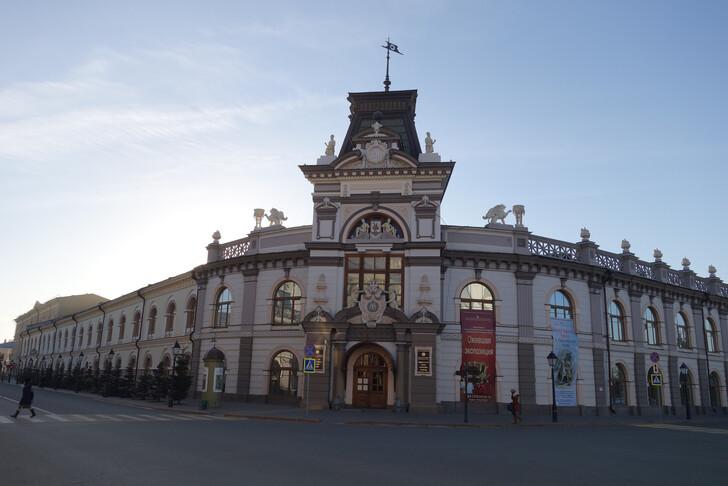 Национальный музей Республики Татарстан