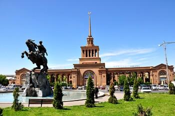 Nordwind полетит из Волгограда в Ереван