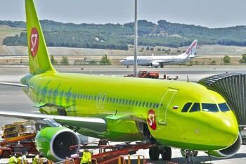 S7 Airines отменяет рейсы в Европу