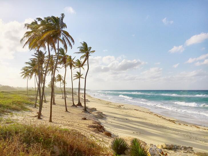 Сколько лететь до Кубы