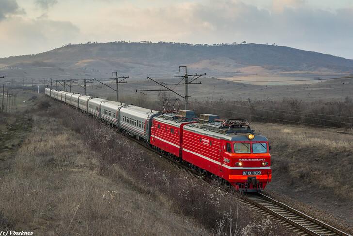 Поезд Москва — Севастополь