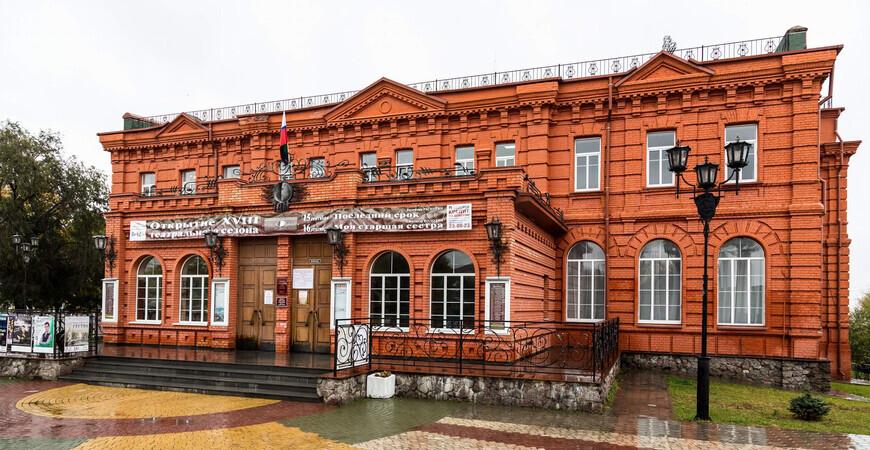 Старооскольский театр для детей и молодежи