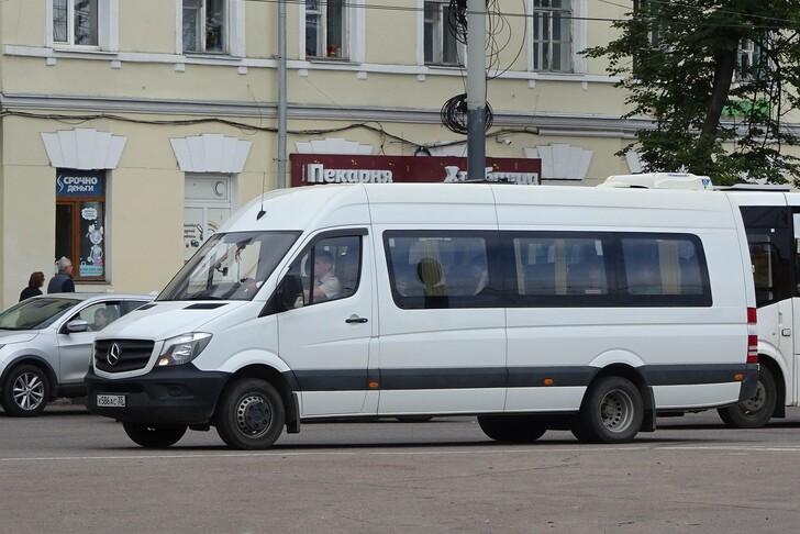 Автобус Ярославль — Нижний Новгород