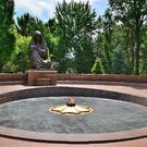 Площадь Памяти и Почестей в Ташкенте