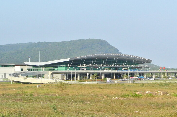 Аэропорт на острове Фукуок
