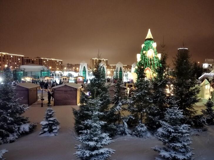 Ханский двор на Казанском ипподроме