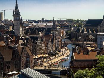 Бельгия ввела общенациональный карантин