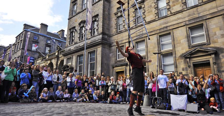 Фестиваль Фриндж (Edinburgh Festival Fringe)