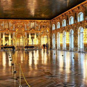 Екатерининский дворец (Царское село)