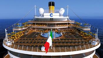 Costa Cruises приостанавливает все круизы