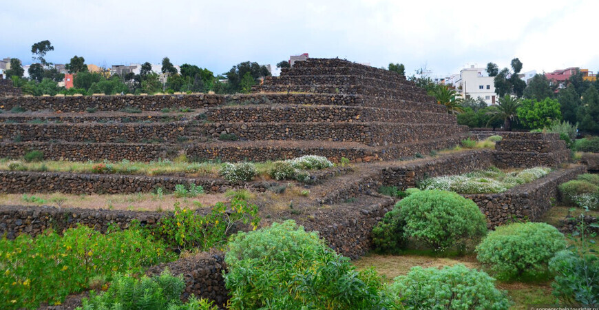 Этнографический парк «Пирамиды Гуимар»
