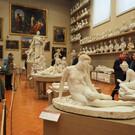 Галерея Академии изящных искусств Флоренции