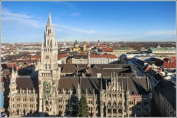 Бавария вводит режим катастрофы
