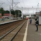 Станция Сходня