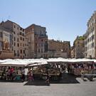 Рынок Campo de'Fiori