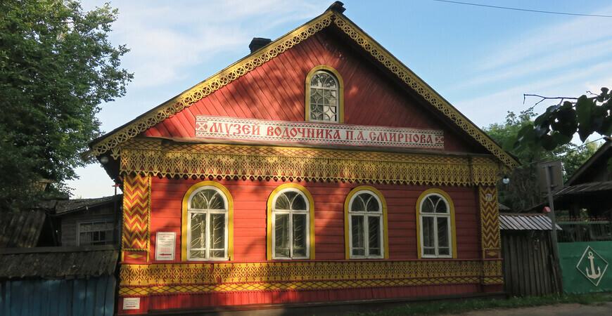 Музей водочника Петра Смирнова