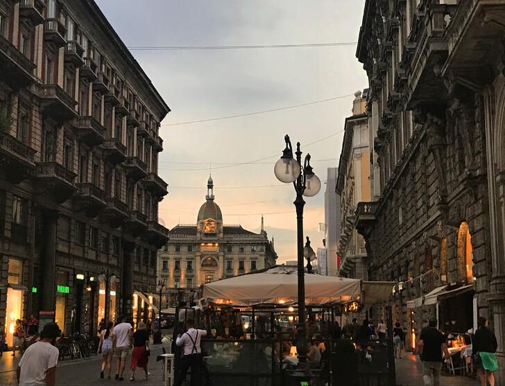 Что посмотреть в окрестностях Милана