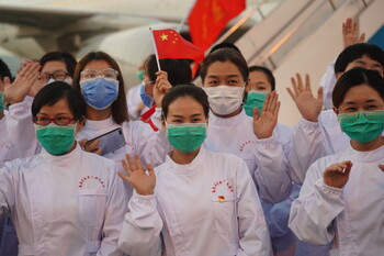 В Ухане за сутки впервые не выявлено новых случаев коронавируса