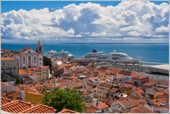 В Португалии ввели режим ЧС