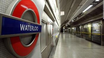 В Лондоне частично закрывается метро
