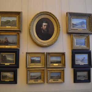 Музей Радищева. Боголюбовский зал