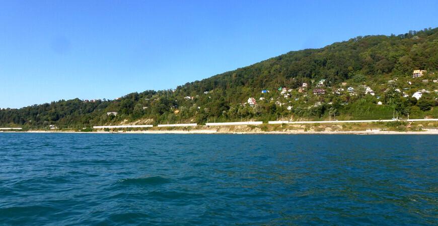 Пляж 73 км