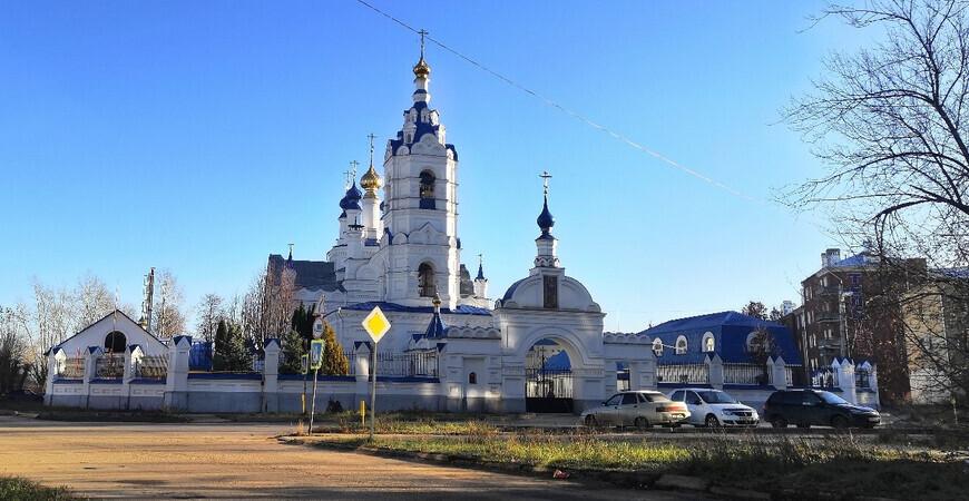 Преображенский храм<br/> в Иваново
