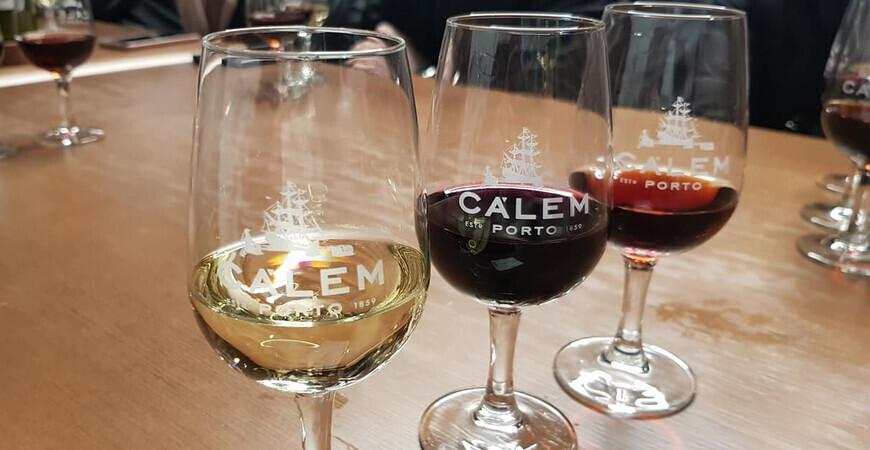Винодельня Porto Calem