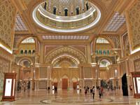 Абу-Даби. Президентский дворец Qasr AlWatan