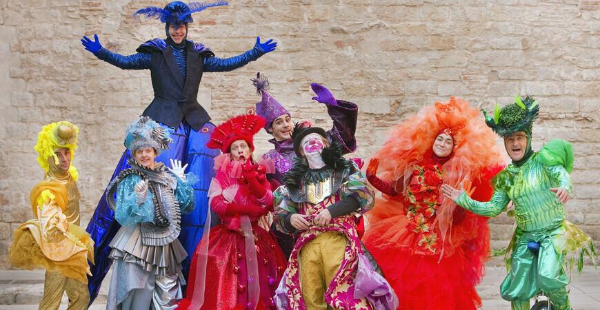 Барселонский карнавал