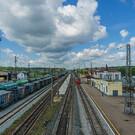 ЖД вокзал Кунгур