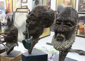 Нигерия. Ч - 2. Искусство и проза жизни