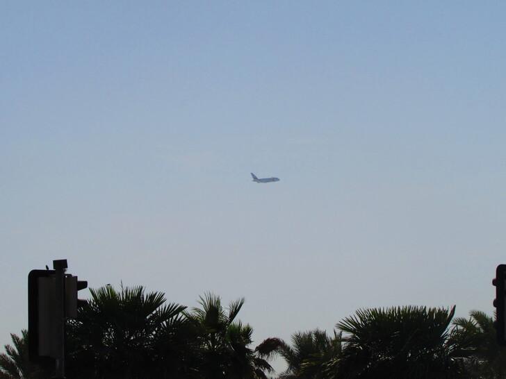 Сколько лететь до Дубая