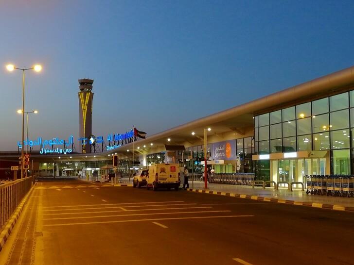 Новый аэропорт Дубая Аль-Мактум