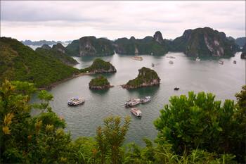 Вьетнам, Сингапур, Албания закрылись для иностранцев