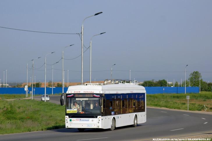 Как добраться от аэропорта Симферополя до автовокзала