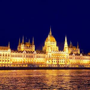 Самостоятельно в столицу Венгрии — Будапешт