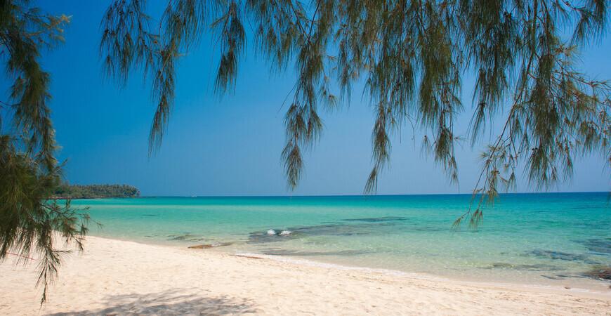 Пляж Такиан (Ta Khian beach)