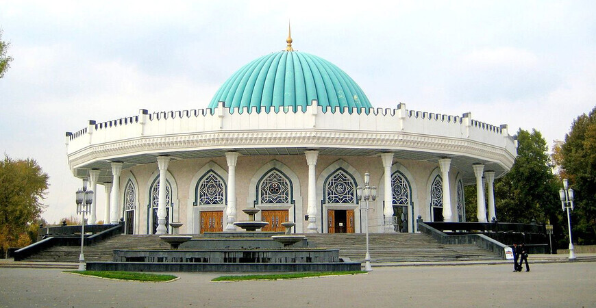 Музей Тимуридов