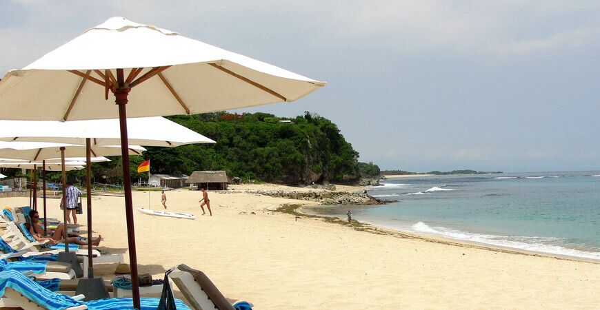 Пляж Nikko beach