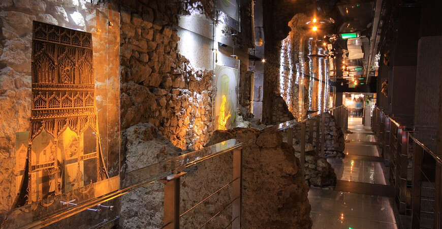 Подземелья рынка (Underground Museum Krakow)