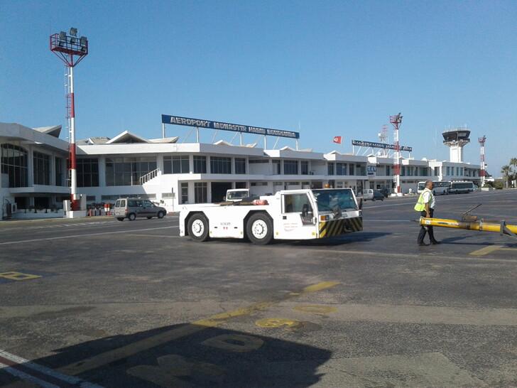 Аэропорт Монастира