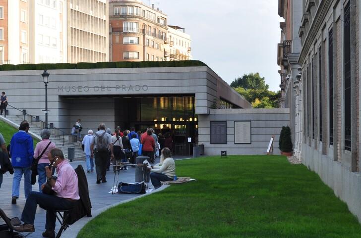Как купить билет в музей Прадо