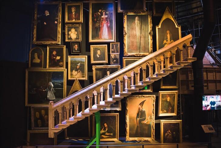 Как купить билет в музей Гарри Поттера
