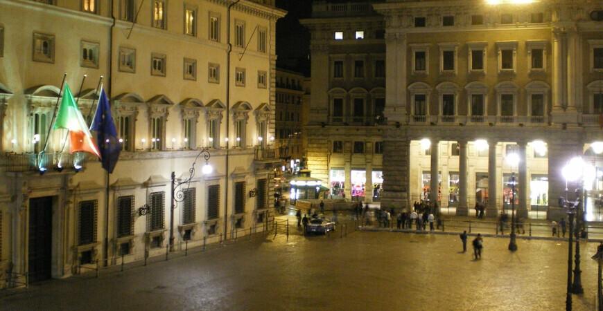 Фестиваль<br/> «Белая ночь в Риме»