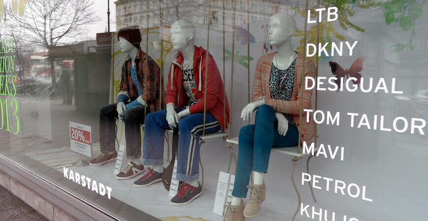 Торговый центр «Karstadt» <br/> в Берлине (Galeria Karstadt)