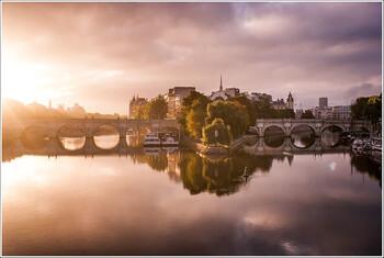 В Париже на треть улучшилось качество воздуха из-за введения карантина