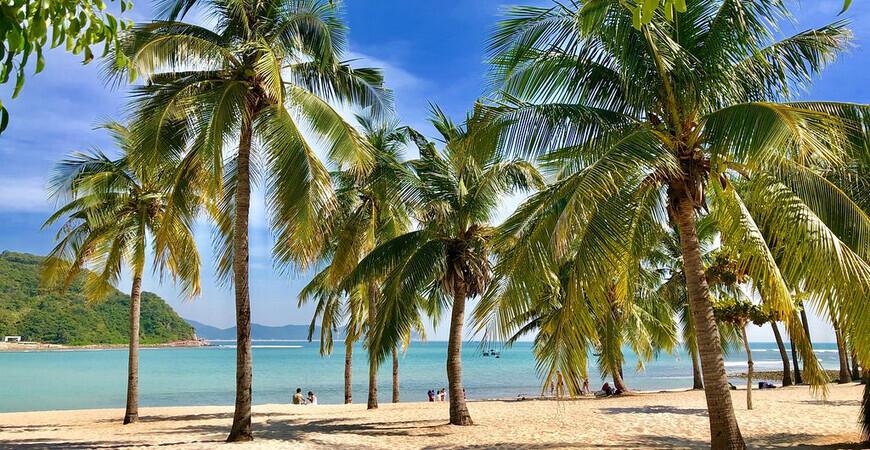 Пляж Сяодунхай