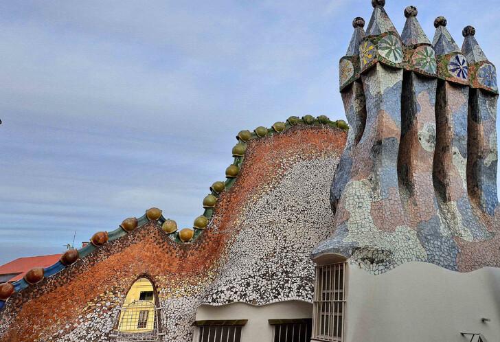 Крыша Дома Бальо
