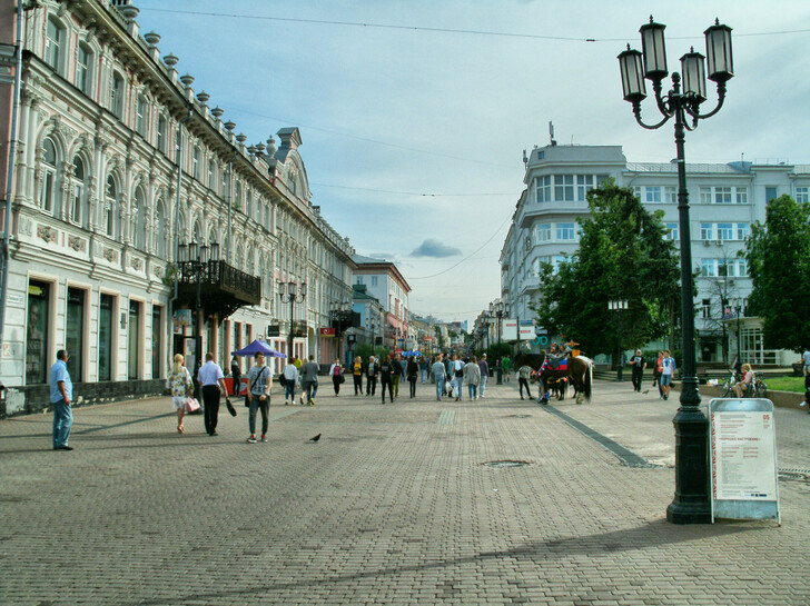 Улица Большая Покровская